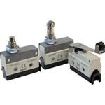 Концевые выключатели CZ-7121 (Рычаг с роликом нажимной,10А, н.о.+ н.з, IP40)