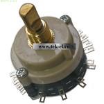 Галетные переключатели RCL371-2-4-6 (от 10 шт.)