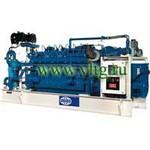 Газовая (газопоршневая) электростанция FG Wilson PG500B1