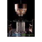 2389/09LA 3816/pyt. bronze Rings подвесной светильник Eurolampart