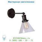 31288/18/60 настенный светильник Lucide LAREN Wandl. E27 D18 W29 H28cm Klares Glas