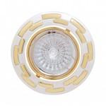 HL798 Точечный светильник 50W MR16 G5.3/G6.35 Жемчужный