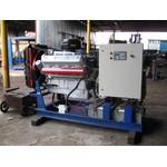 ДЭС (ДГУ) 2-степени автоматизации дизель-генераторы АД-100С-Т400-2Р, АД-100-Т400-2Р