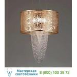 1868/4C Oro подвесной светильник Masca