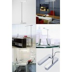 Светильник Slice Floor/ Furniture/ USM Floor lamp Serien Lighting, 2G11 2x80W