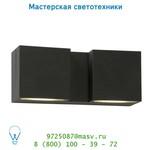 Lucide STARO-LED Wandl. IP54 LED 2x3W Schwarz 17889/22/30 уличный светильник