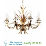 0496/8 Oro bianco люстра Masca
