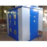 Подстанции трансформаторные комплектные КТПК 1(2)-25...400/10/0,4 У1 (Киоскового типа)