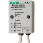 Реле контроля фаз CZF задержка отключения 3-5 сек, IP 65
