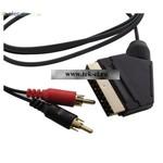 Аудио/видео шнуры SCART-2RCAm G 1.5m (от 100 шт.)