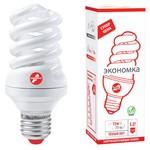 Энергосберегающая лампа 15 ВТ, ТМ Экономка