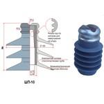 Полимерные изоляторы штыревые ШП