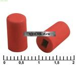 Колпачки для кнопок A04 Red (от 1000 шт.)