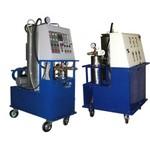 Мобильная установка для регенерации отработанного трансформаторного масла