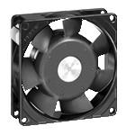 AC осевой компактный вентилятор 3900 M