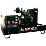 Дизель-генераторная установка PRAMAC GBW 15Y