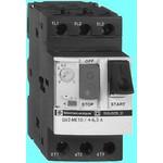 Автоматический выключатель GV2 с комбинированным расцепителем 6-10А, доп контакты | GV2ME14AE11TQ