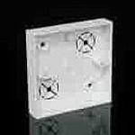 Коробка ПВХ 82х82х16 мм