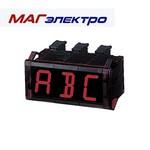 D1AA-G Autonics Сегментные светодиодные  индикаторы, 11х20мм, 1 разряд, 16 сегментов, 12-24VDC