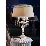 Masiero Classica 9020 TL3 Swarovski elements настольная лампа Emme Pi Light
