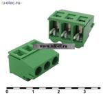 Терминальные блоки MU1.5HS5.08/3GN (от 500 шт.)