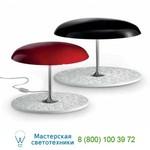 Eclettica Deco TL1 60 Nero lucido Masiero настольная лампа