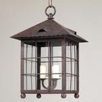 Auzon Square Lantern потолочный светильник CL0007.RU Vaughan