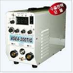 Сварочный инвертор ASEA 200 TIG DC
