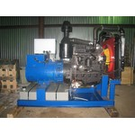 Электрогенераторные установки мощностью 50 кВт