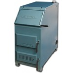 Твердотопливный котел ЗОТА Тополь М-20 с регулятором тяги РТ (опция) 20 кВт / Отапливаемая площадь 200 м2