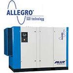 Винтовой компрессор ALUP ALLEGRO 180