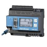 UMG 605 Janitza - Анализатор мощности с креплением на DIN рейку