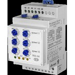 Реле времени РВ3-141 АСDC24В/АC230В УХЛ4 с мгновенным контактом + скользящий контакт