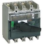 Выключатель-разъединитель INTERPACT INV800 4П | арт. 31359 Schneider Electric