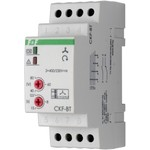 Реле контроля фаз CKF-BT регулируемые ассиметрия напряжения и время включения