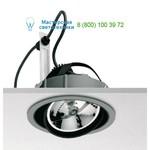 Flos Architectural gray 03.3521.02, встраиваемый светильник