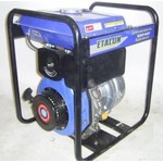Мотопомпа дизельная (насос с большим напором) Etalon SDP 40F мп 300