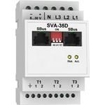 SVA-35D - модуль контроля параметров сети с возможностью работы по ModBus