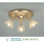 Встраиваемый светильник STR 10-349/3 gold-matt/438 klar-matt Orion