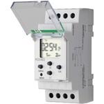 Реле времени программируемые PCZ-522 двухканальные, 2 х 16A, 24 - 264В AC/DC