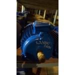 4АМ100L6 , 2.2кВт- 1000об/мин, 380В, лапы