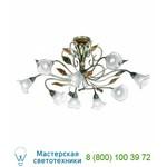 1814/9PL Verde oliva / Glass 413 потолочная люстра Masca