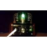 Лампа 6Е1П (электронно-световой индикатор)