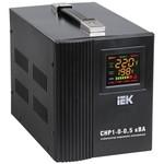 Стабилизатор напряжения Home - 0,5 кВа, однофазный