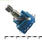 Галетные переключатели SR191-1-11 (15K) 11П1Н (от 20 шт.)