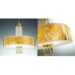 Kolarz светильник Emozione Romanesque Pendant light, 6x60W Medium base incandescent