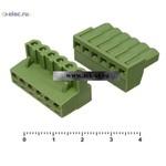 Клеммники разрывные XY2500F-A-06P (от 200 шт.)