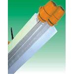 77701072 Взрывозащищенный люминесцентный светильник ЛСП03ВЕX-1х80-411 (с отражателем)