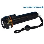 Экотон-17 - фонарик светодиодный + з\у