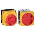 Выключатель-разъединитель 3 полюса 32А, скрытого монтажа | арт. 22103 | Legrand